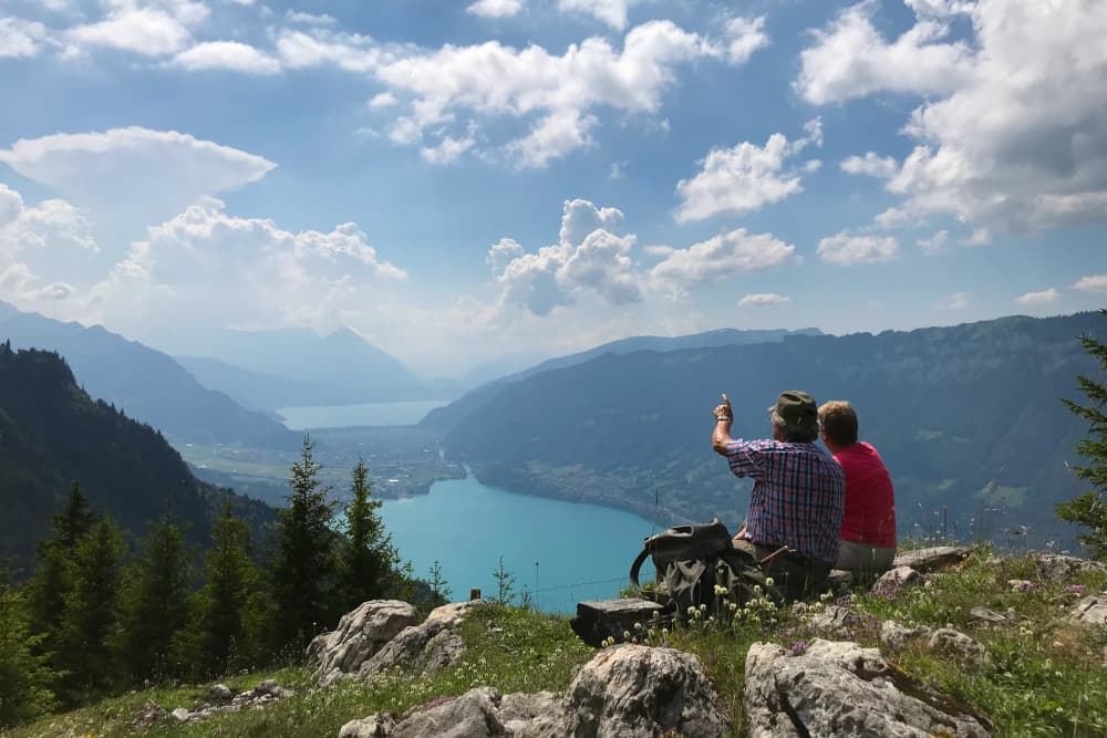Campingregion Interlaken - Brienzersee - Thunersee | (c) Interlaken Tourismus